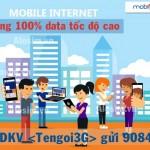 Mobifone khuyến mãi 100% data Fast Connect ngày 9/8/2016
