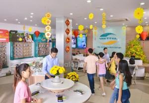 Danh sách các điểm giao dịch Viettel tại Hà Nội